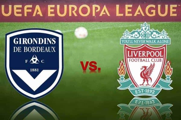 European Football - UEFA Europa League - Group A - Udinese Calcio v Liverpool FC