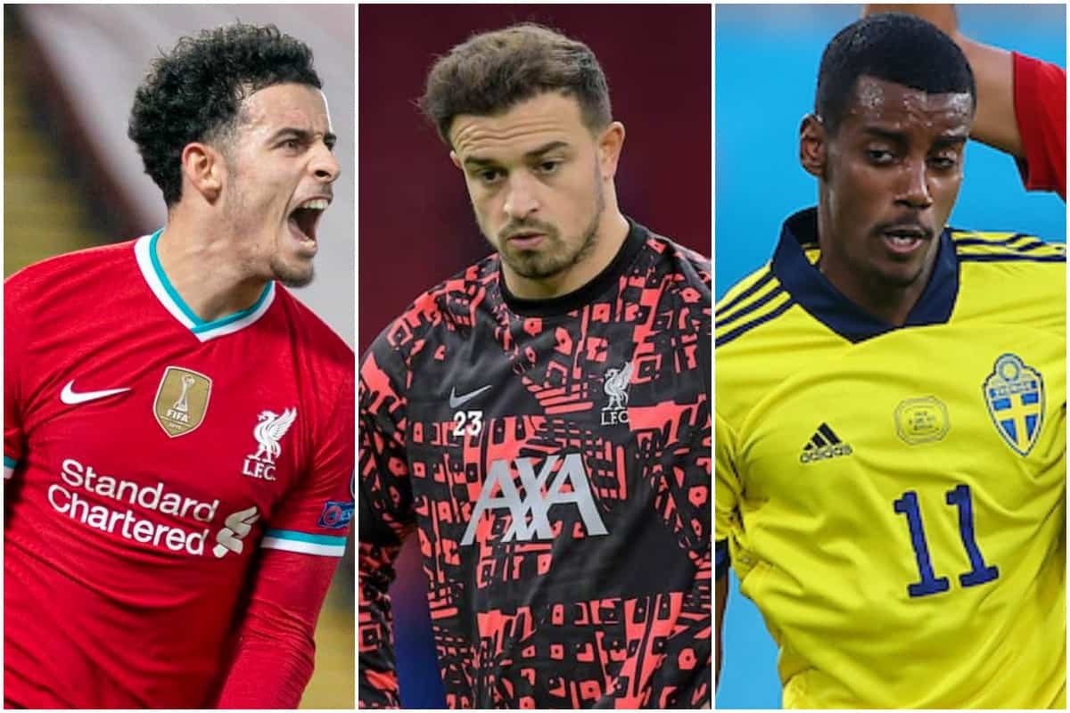 """Shaqiri to """"decide"""" future within weeks & Reds 'beaten' to De Paul – Liverpool FC Roundup - This Is Anfield"""