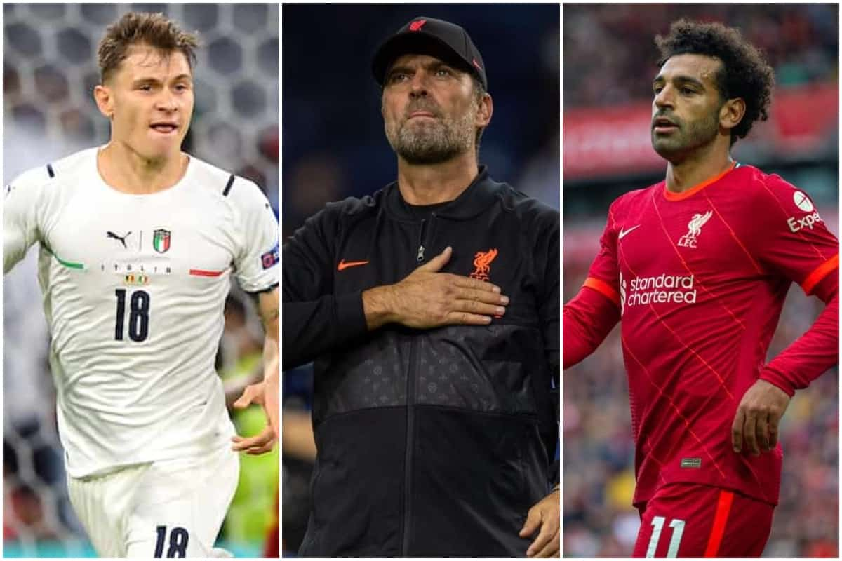 Barella 'interest' reported & Reds' Raphinha enquiry – Liverpool FC Roundup
