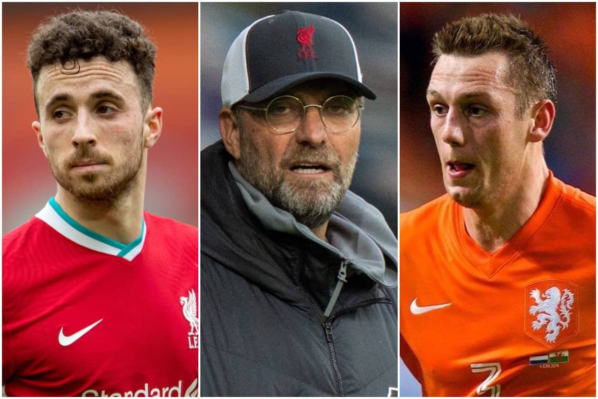 Links with two Inter Milan stars & Jota could make quick return - Liverpool FC Roundup