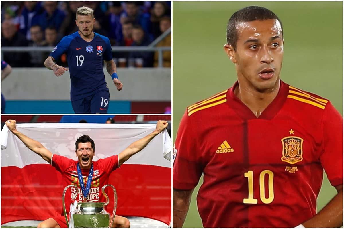 EUROS GROUP E - Europe's greatest goalscorer & eyes on Thiago