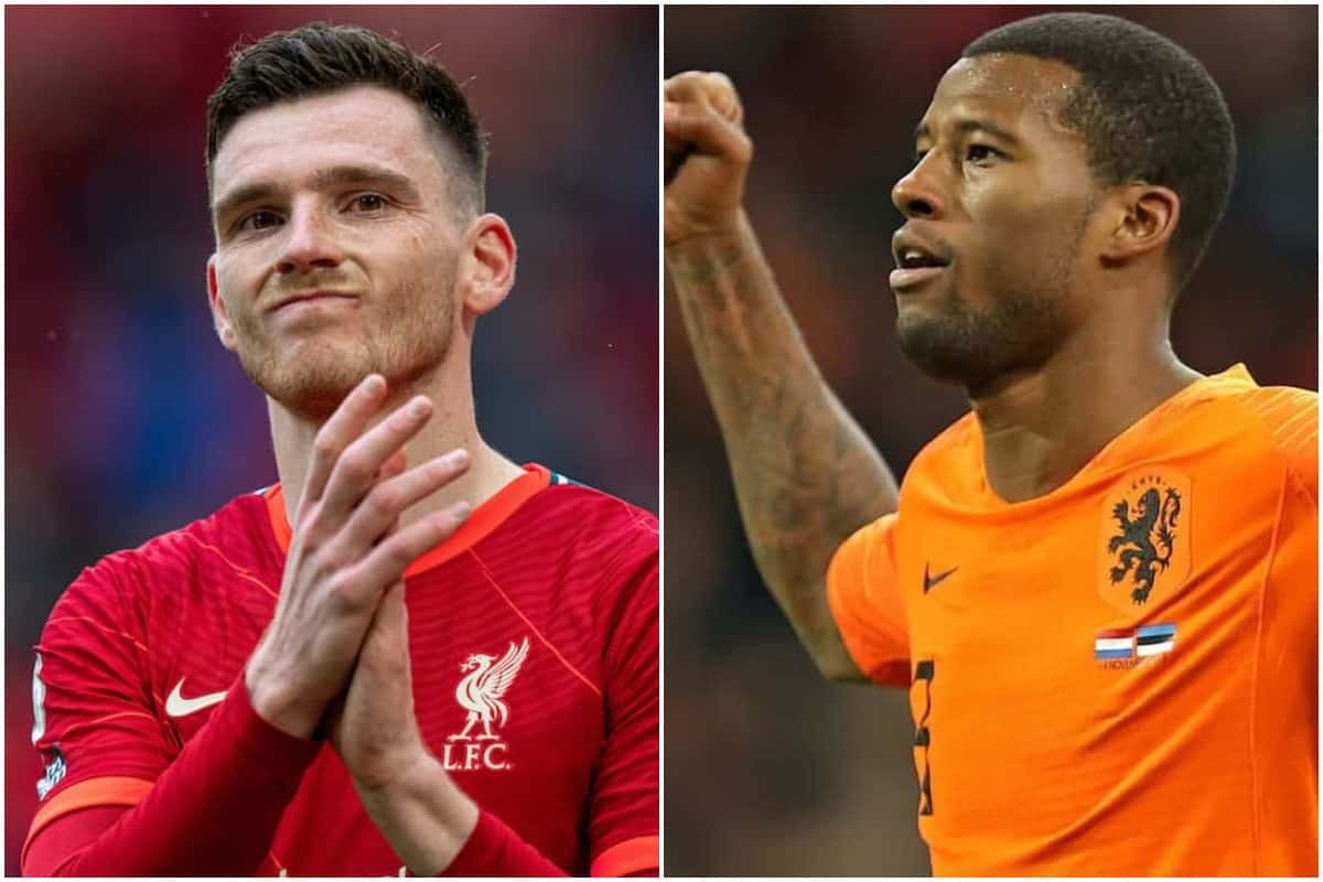 Reds fans all feel same heartache as Andy Robbo prepares for historic day