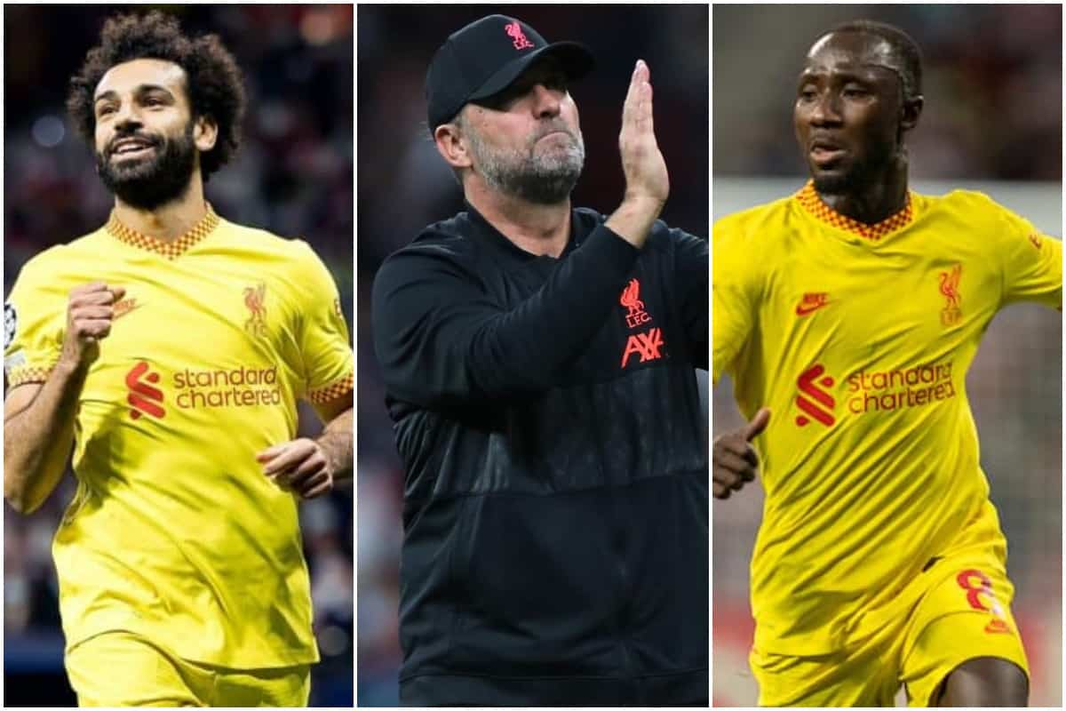 Surprise link with former Red & Klopp on Keita call - Liverpool FC Roundup