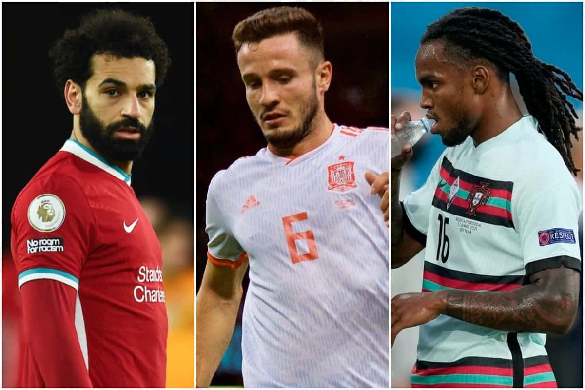 Shady Saul 'links' and mixed Renato Sanches reports - Liverpool FC Roundup  - Liverpool FC - This Is Anfield