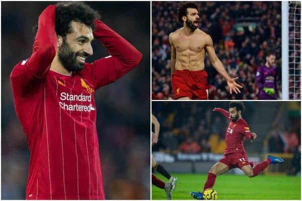 The stats behind Mohamed Salah's shooting & whether he really is being 'selfish'