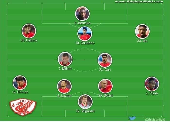 Arsenal XI 2