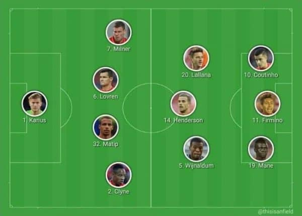 Crystal Palace XI 1