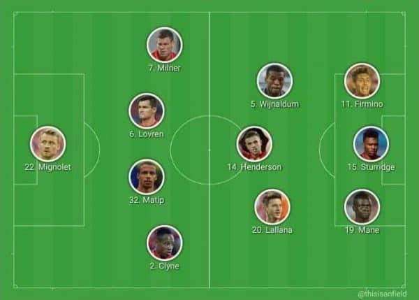 Chelsea XI 1