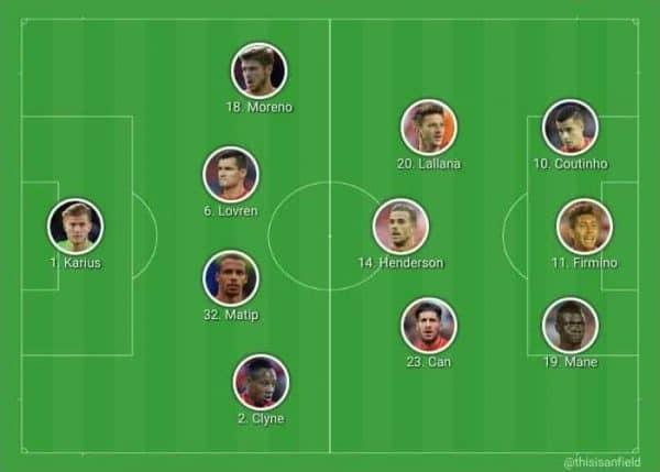 Crystal Palace XI 2