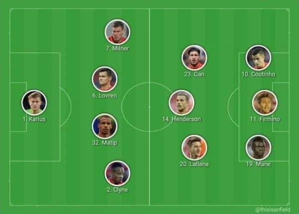 Watford XI 1