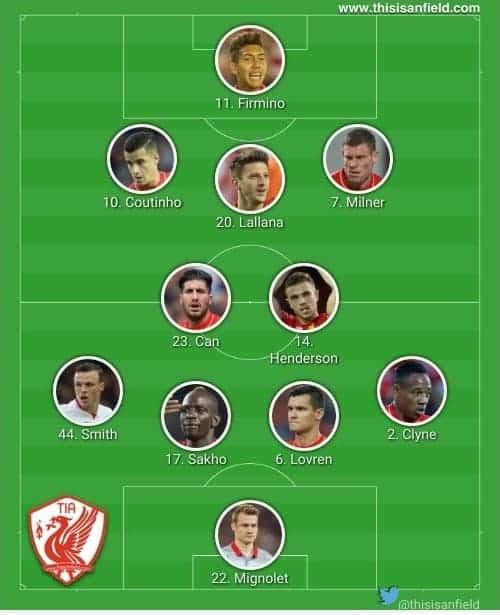 United XI Smith in