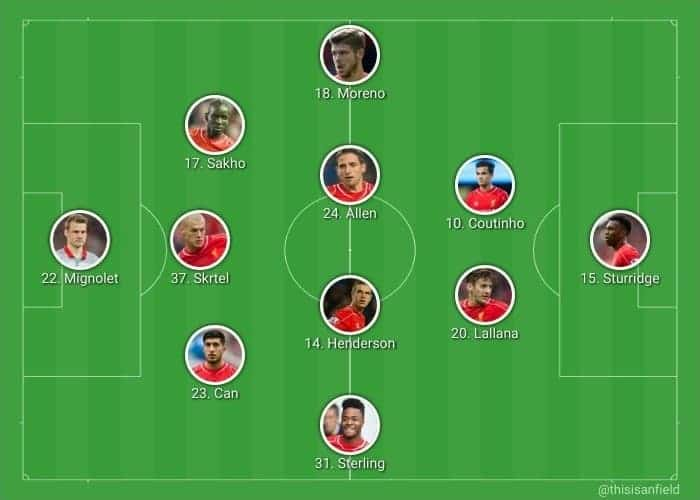 Reds unchanged United