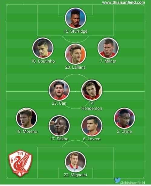 Spurs XI 1
