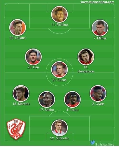 Leicester XI 1