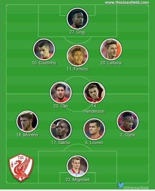 Reds XI Dortmund 2