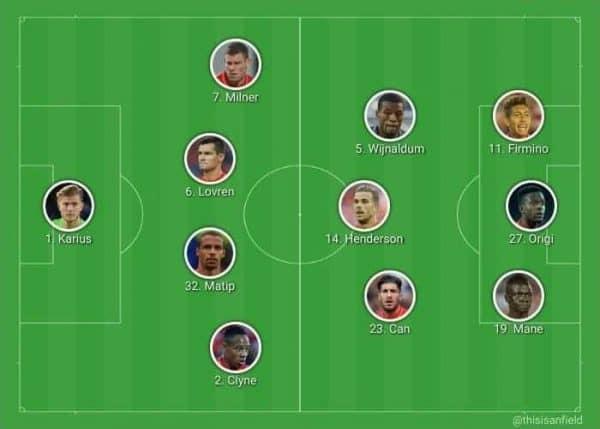 Bournemouth XI 1