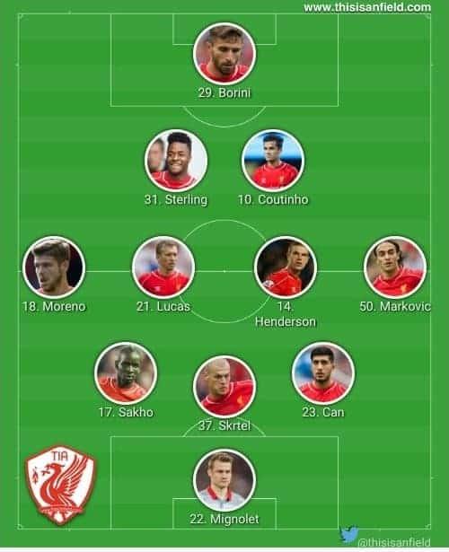 Villa away Selection 1