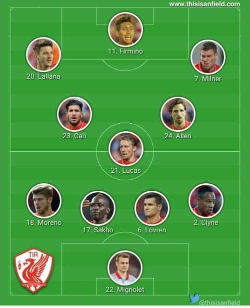 Leicester XI 2