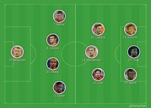 Everton XI 2