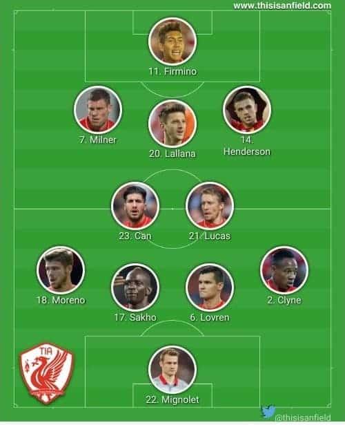 Sunderland XI 1
