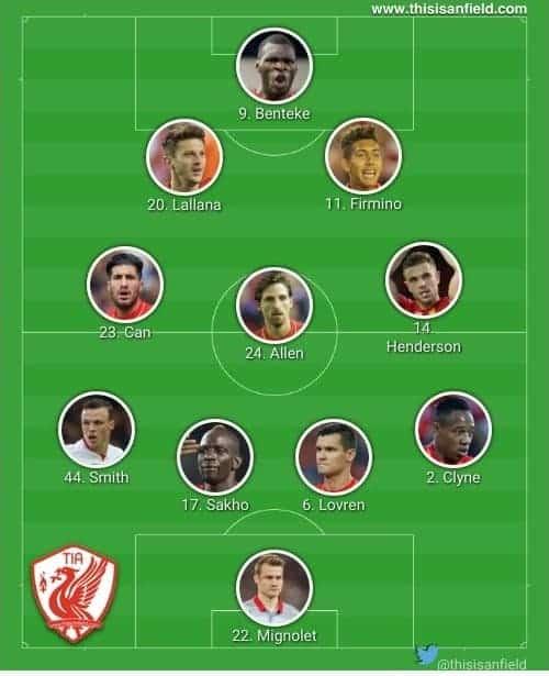 Sunderland XI 2
