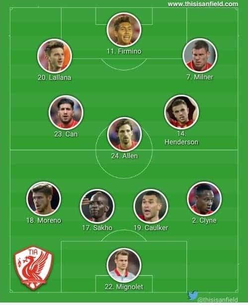 United 4-3-3