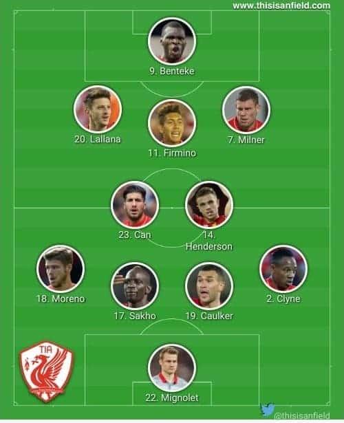 Norwich 4-2-3-1