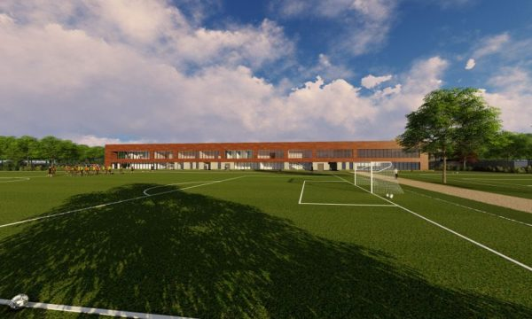 Photos Liverpool Fc Reveal Plans For Training Ground