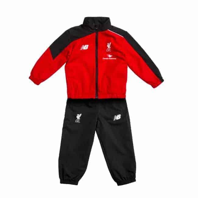 91ed0b654 Liverpool FC reveal stylish new training kit for 2015 16