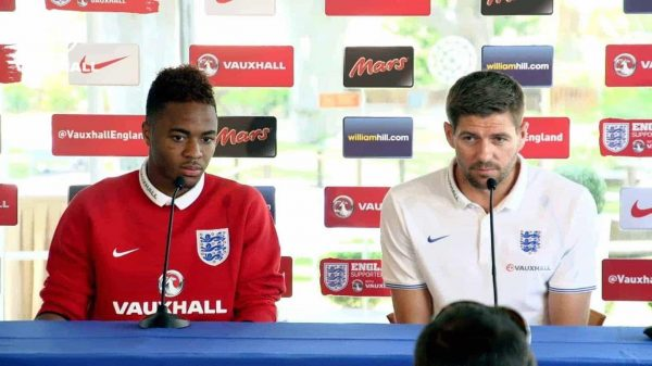 Youth doesn't phase Sterling as Gerrard relishes Suarez World Cup absence